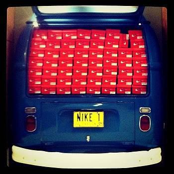 NikeWaffle Runners by Mooj A