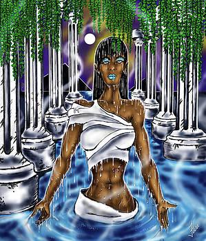 Nile Goddess by Steve Farr