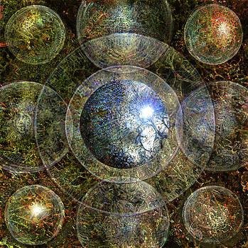 Nine Spheres to Enlightnenment by Joe MacGown