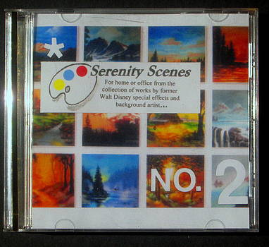 No. 2 DVD PROGRAM by Serenity Sights And Sounds