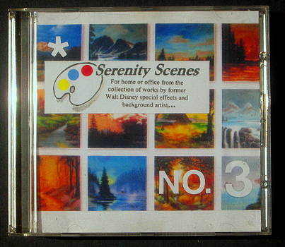 No. 3 DVD Program by Serenity Sights And Sounds