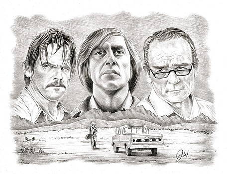 No Country For Old Men by Jamie Warkentin