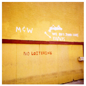 DOUG  DUFFEY - NO LOITERING