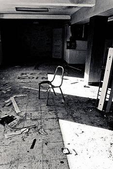 No place for Respite by Matthew Saindon