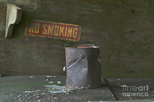 No Smoking by James Thomas