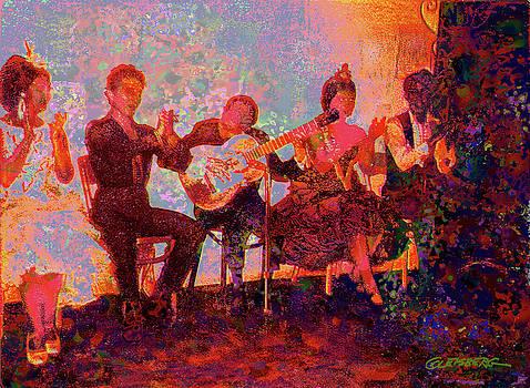 Noche de Flamenco by Dean Gleisberg