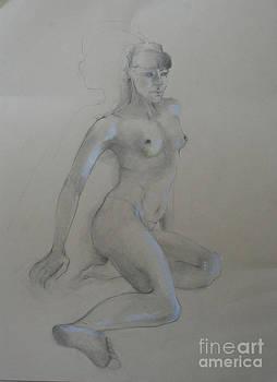 Victoria Sheridan - Noelle sitting