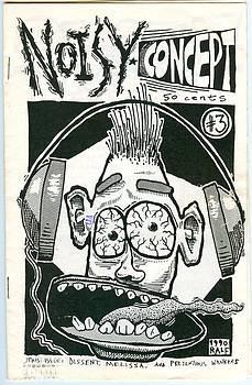 Ralf Schulze - Noisy Concept Cover no 3