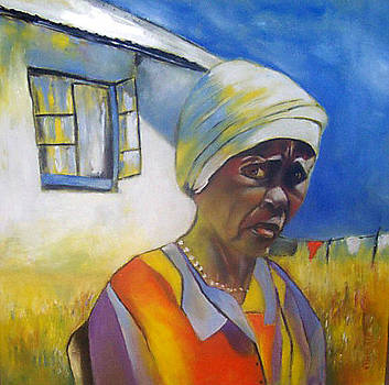 Nokuthamba Mandela by Riana Nel