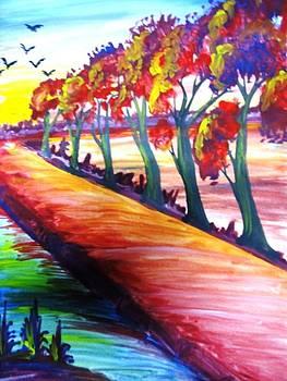 Noon by Aliya Ahuja