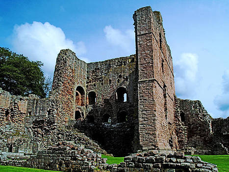 Norham Castle 2 by Steve Watson