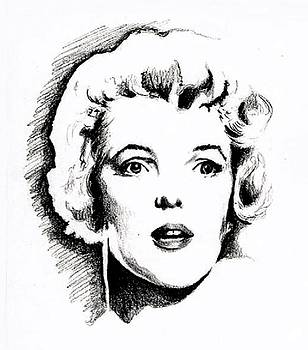 Norma Jean by Christopher Martinez