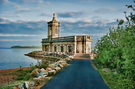 Normanton Church by Martin Bryers
