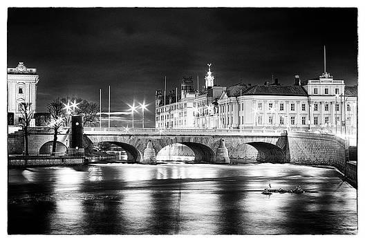 Norrbro bridge by Matthias Siewert