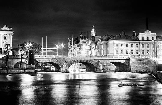 Norrbro Stockholm by Matthias Siewert
