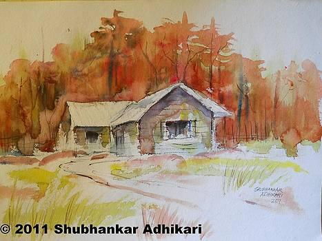 North Bengal Dreams by Shubhankar Adhikari