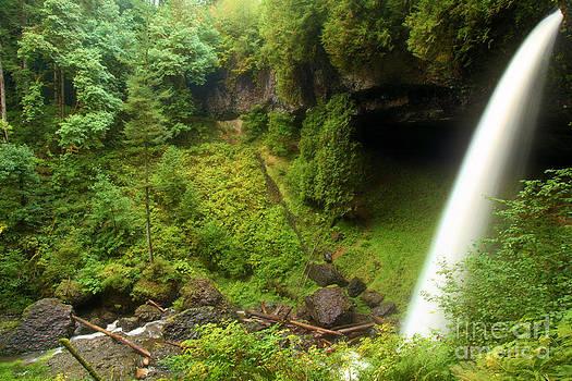 Adam Jewell - North Falls Waterfall