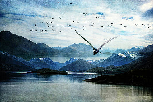 North for the Winter by Margaret Hormann Bfa