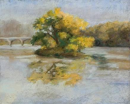Jennifer Richard-Morrow - North River Morning