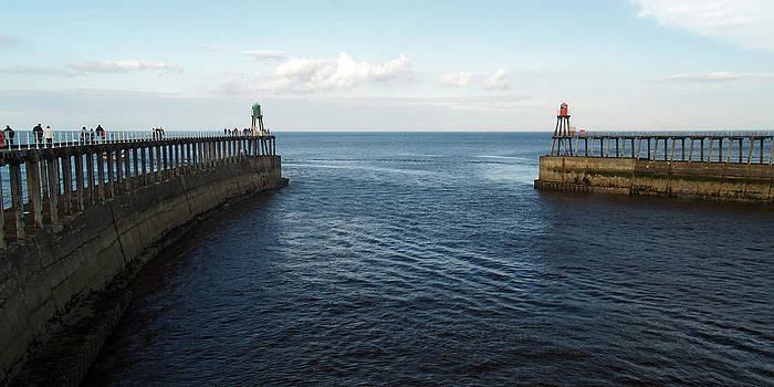 North Sea by Steve Watson