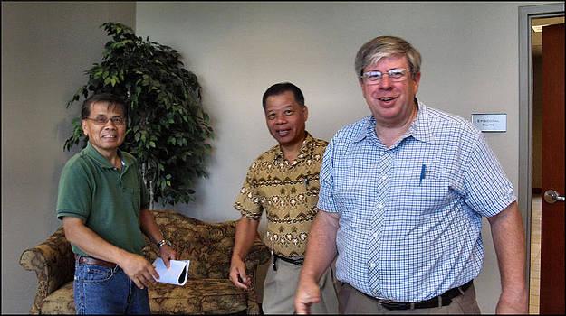 Glenn Bautista - North Texas Conference Ministry Center United Methodist Church