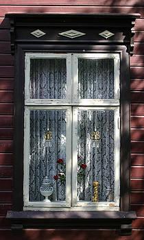 Nina Fosdick - Norwegian Window