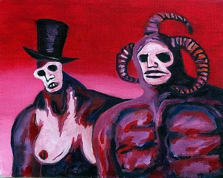 Nosotros Somos Los Demonios by Enrique Alcaraz