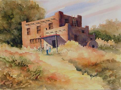 Sam Sidders - Not Far From Espanola