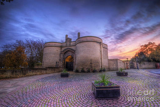 Yhun Suarez - Nottingham Castle Sunset