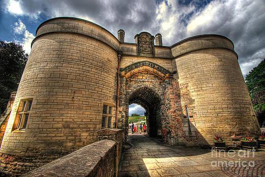 Yhun Suarez - Nottingham Castle