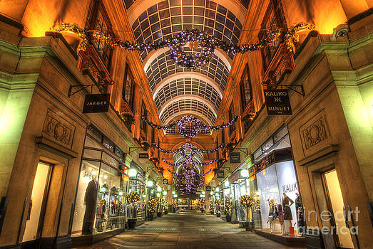 Yhun Suarez - Nottingham Exchange Arcade