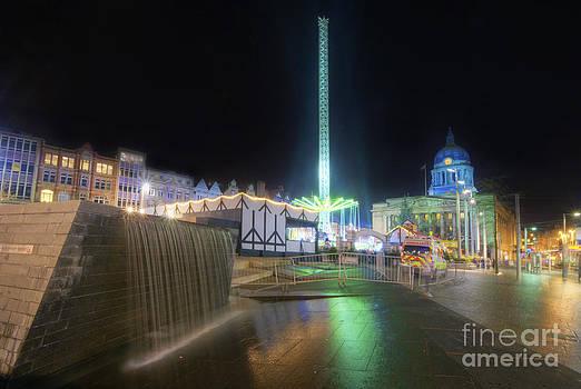 Yhun Suarez - Nottingham Town Square