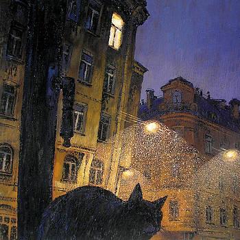November by Aleksey Zuev