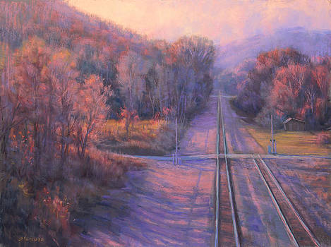 November Crossroads by Joe Mancuso