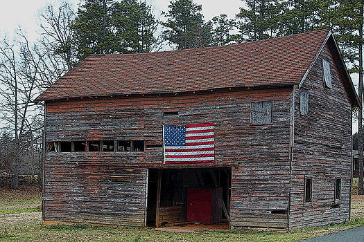 Now This Is A Barn by Bob Whitt