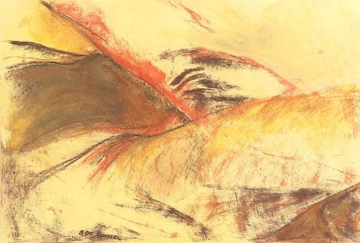 Nude 02 by Bernadette De Bouver