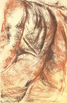 Nude 04 by Bernadette De Bouver