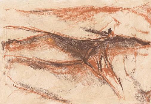Nude 06 by Bernadette De Bouver