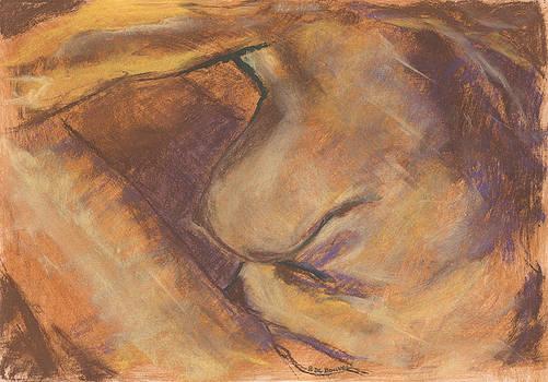 Nude 07 by Bernadette De Bouver