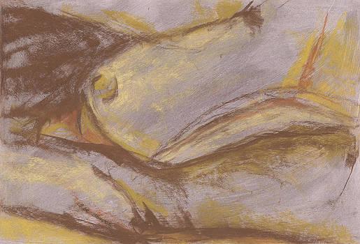 Nude 08 by Bernadette De Bouver