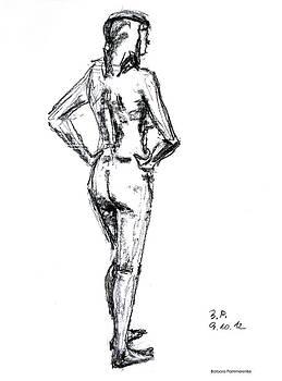 Nude 09-10-12-2 by Barbara Pommerenke