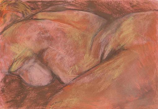 Nude 10 by Bernadette De Bouver