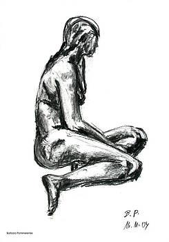 Nude 16-11-04-1 by Barbara Pommerenke