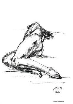 Nude 17-04-12-1 by Barbara Pommerenke
