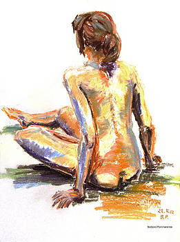 Nude 22-05-12-3 by Barbara Pommerenke