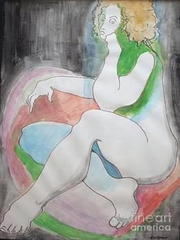 Nude 23 by Alex Rahav
