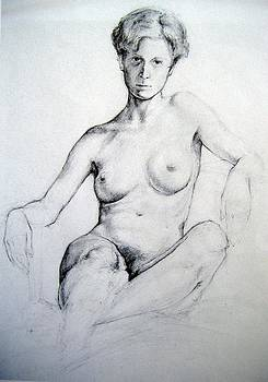 Nude by Aniko Toth