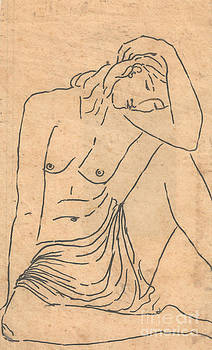 Karin Zukowski - Nude II First Proof
