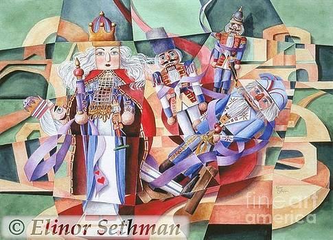 Nutcracker Queen by Elinor Sethman