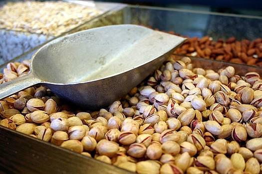 Nuts by Tia Anderson-Esguerra